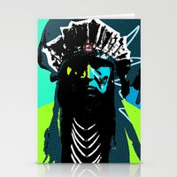 Indian Pop 50 Stationery Cards