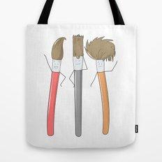 Hairstyles Tote Bag