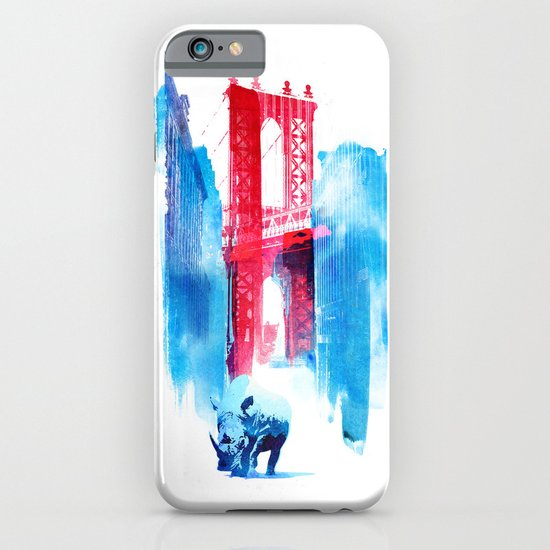 Manhattan bridge iPhone & iPod Case