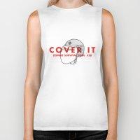 Cover It - Zombie Surviv… Biker Tank