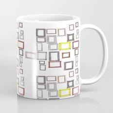 Art, Art Everywhere, but Not A Frame To Fill. Mug