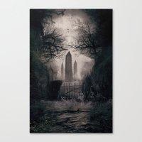 Wicked Season Canvas Print