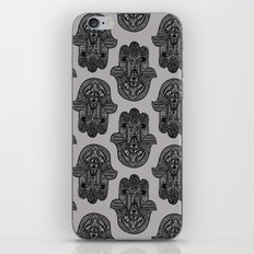 HAMSA PRINT iPhone & iPod Skin
