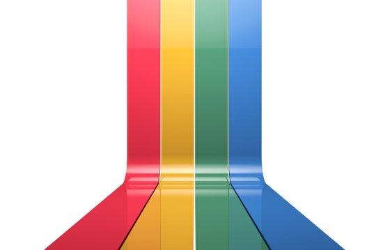 The Colors   Art Print