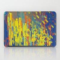 colorfall iPad Case