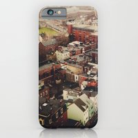 iPhone & iPod Case featuring Bunker Hill by Delphine Comte