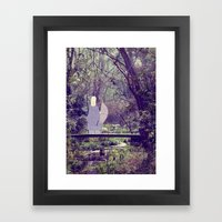 M A D E I N J A P A N # … Framed Art Print