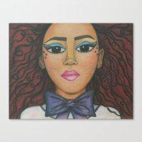 Nubina Canvas Print
