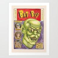 Bat Boy: The Musical! Art Print