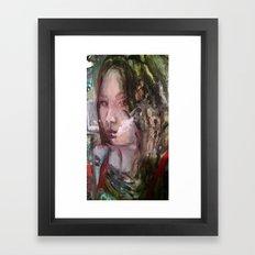 ndy1 Framed Art Print