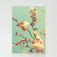 Spring Memory Stationery Cards