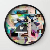 Save Face Wall Clock