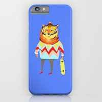 Tiger Dude iPhone 6 Slim Case