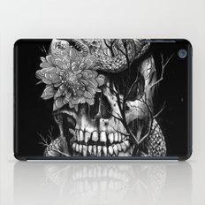 Snake And Skull iPad Case