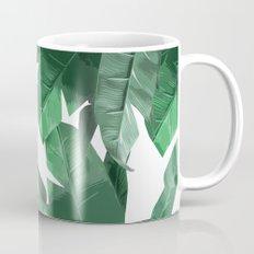 Tropical Palm Print Mug