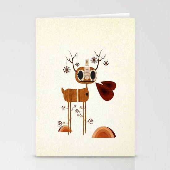 Ol' Tree Legs Stationery Card