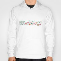 Santa Claus Is Coming To… Hoody