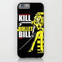 Kill Bullet Bill (Black/Yellow Variant) iPhone 6 Slim Case
