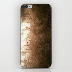 Fantasy forest iPhone & iPod Skin