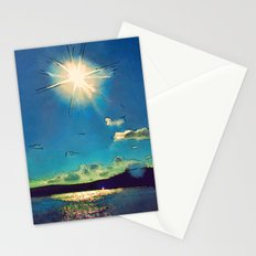 Sunshine at the Black Sea Stationery Cards