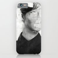 iPhone Cases featuring Faceless | number 01 by FAMOUS WHEN DEAD