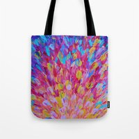 SPLASH, Revisited - Bold… Tote Bag