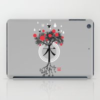 Árbol - 木 - Tree iPad Case