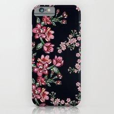 Cherry Blossom Pattern Slim Case iPhone 6s