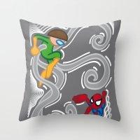 FUN - Spiderman Throw Pillow