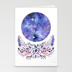 February Moon Stationery Cards