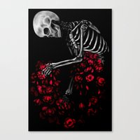 Abegnation Canvas Print