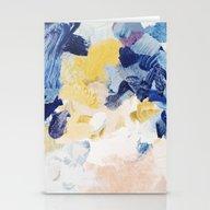 Palette No. Twenty Two  Stationery Cards