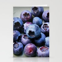 Blueberries - You Know Y… Stationery Cards