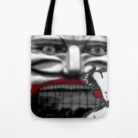 For Shame V2: Carnivale Tote Bag