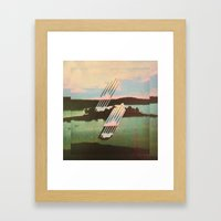 `Floreau~ Framed Art Print