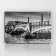 Lambeth Bridge London Laptop & iPad Skin