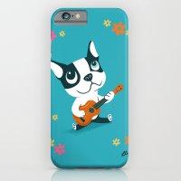 Boogie on Ukelele iPhone 6 Slim Case