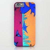 Manta Madness iPhone 6 Slim Case