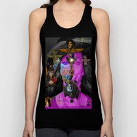 BECAUSE OF YOU Unisex Tank Top