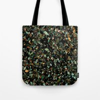 Panelscape: colours from KARMA CHAMELEON 3 Tote Bag