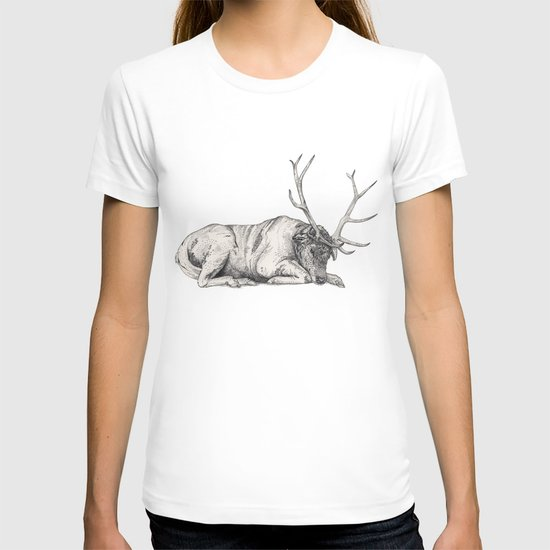 Stag // Graphite T-shirt