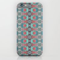 Victorian Lace 4 iPhone 6 Slim Case