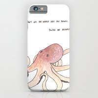 Don't let the world get you down. iPhone 6 Slim Case