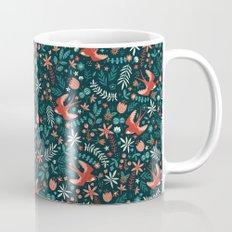 Flying Swallows Mug