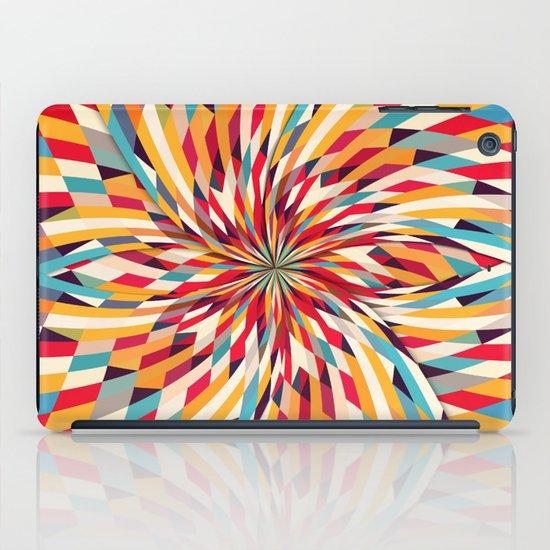 In Flower iPad Case