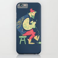 iPhone Cases featuring Break those Rules. by Karl James Mountford