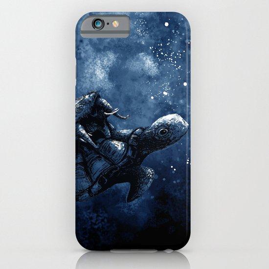 Cosmic Turtle iPhone & iPod Case