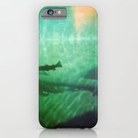 iPhone & iPod Case featuring Trout by Nelka