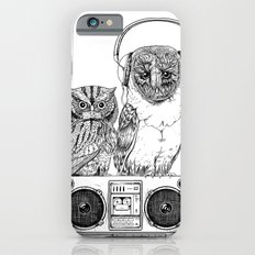 Silent Night ANALOG Zine iPhone 6 Slim Case