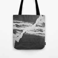 Double Mountain Tote Bag